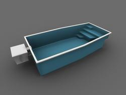 mini piscine 3x2. Black Bedroom Furniture Sets. Home Design Ideas