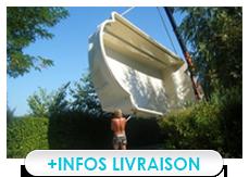Votre piscine coque polyester prix usine chez coque for Prix piscine 7x4