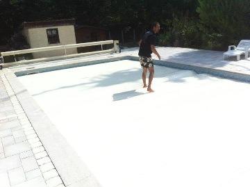 Volet de sécurité piscine - Coque Piscine Direct Usine